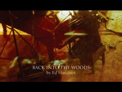Ed Harcourt  Back Into the Woods