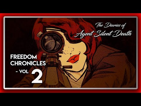 Wolfenstein 2 DLC: Freedom Chronicles: The Diaries of Agent Silent Death - Vol 2 |