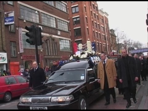 Krays Legend - The Funeral Of Tony Lambrianou