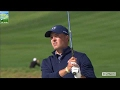 Jordan Spieth's Great Golf Shot Highlights 2017 AT&T Pebble Beach