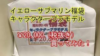 【開封】2017イエローサブマリン福袋2万買ってみた! thumbnail