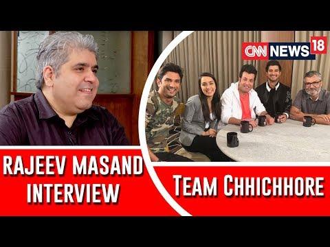 Sushant Singh Rajput, Shraddha Kapoor, Nitesh Tiwari with Rajeev Masand I Chhichhore Mp3