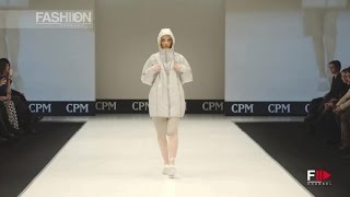 ALENA SILKINA & ANNA GASIMOVA CPM Moscow Fall 2016 2017 by Fashion Channel