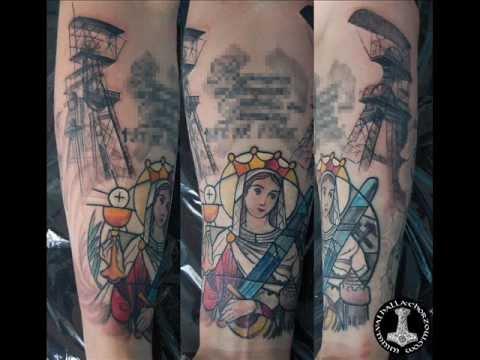 Valhalla Tattoo Studio Chorz&243w  YouTube