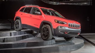 All New 2019 Jeep Cherokee Review - First Look & Price