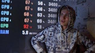 Игра! Как вы думаете, сколько раз Николай Соболев сплагиатил Oxxxymiron'a?