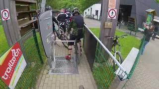 Materialschlacht I Bikepark Sankt Andreasberg I Manuel W.  I 2018