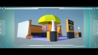 Unique Kiosk Design - Justunique.com.my