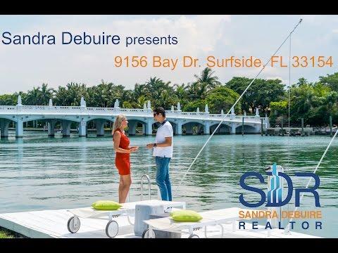 SANDRA DEBUIRE - 9156 Bay Dr, SURFSIDE, FL 33154