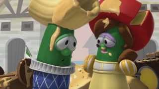 "Veggietales ""Macaroni & Cheese"" Silly Song"