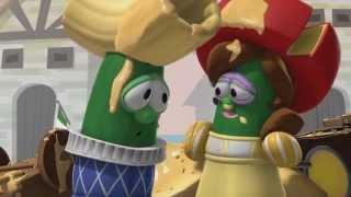 "Veggietales ""Macaroni & Cheese"" Silly Song"