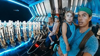 WHAT'S OUR RATING? New Star Wars Ride - Rise of the Resistance - Disney World Bucket List Edition!