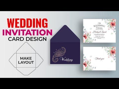 how-to-make-wedding-invitation-card-design-in-illustrator- -wedding-envelope-design-&-dieline-#mh