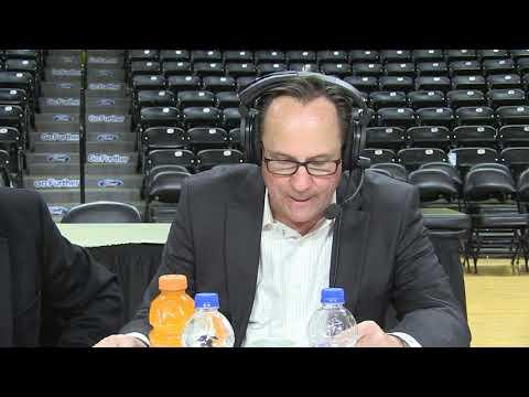 MBB Postgame: Gregg Marshall vs. Catawba (Oct. 30, 2018)