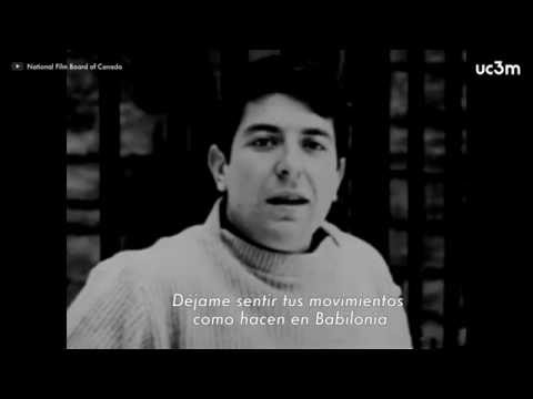 Dance me to the end: Leonard Cohen, músico y poeta, ha muerto