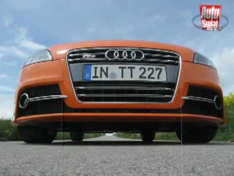 Audi Tts 20 Tfsi 272 Km Test Tygodnika Auto świat Youtube