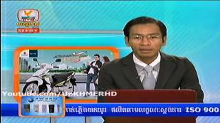 Khmer Daily Express News from HM HDTV on 28 Nov 2013 Part 2