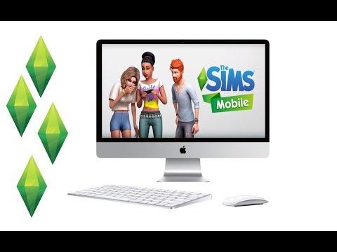 The Sims Mobile: Como Baixar No PC 2018