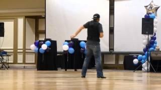 Running Line Dance by Will Craig Demo @ VDE 2015