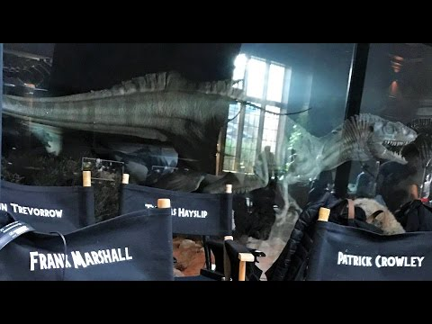 Jurassic World 2 - Which Dinosaur Is It? (Hyrbid?)