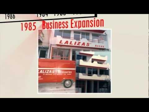 LALIZAS 30 Years Anniversary