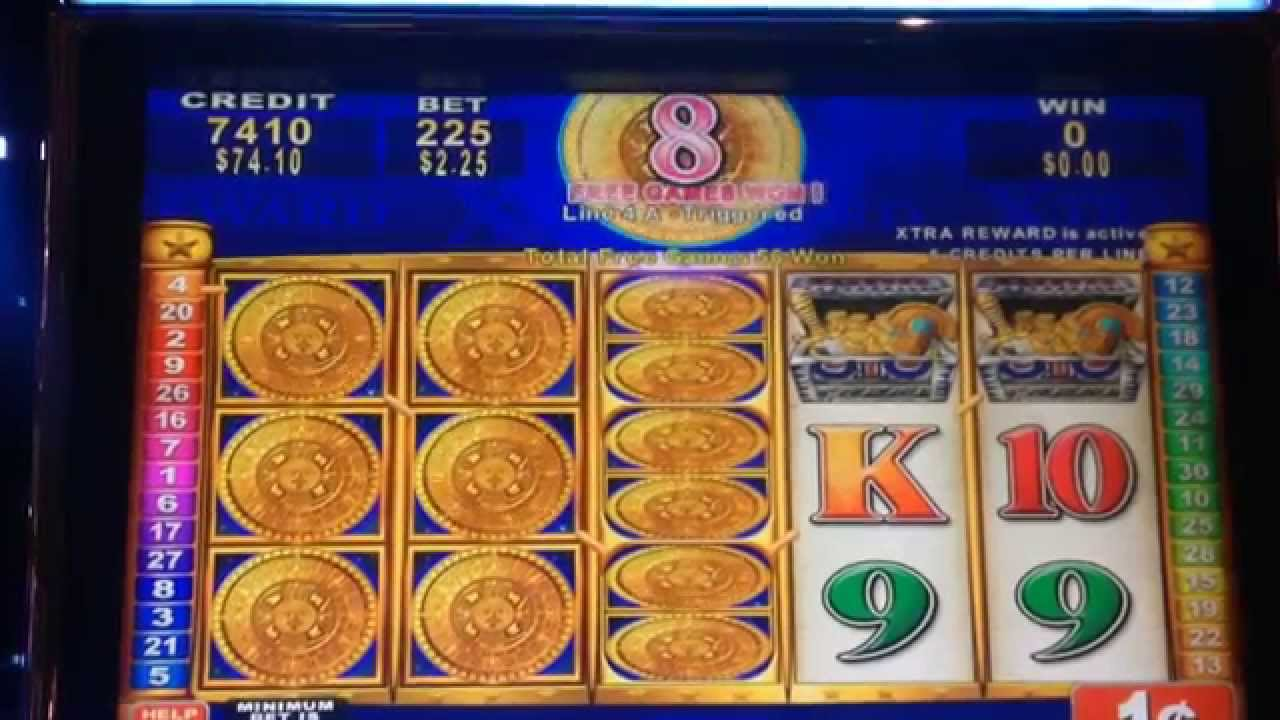 video slots for free with bonus
