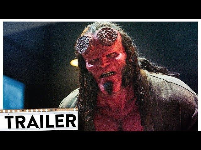 HELLBOY - CALL OF DARKNESS Trailer 2 Deutsch German (HD)