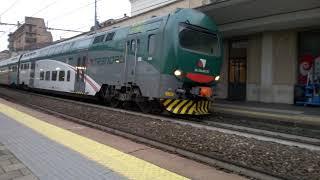 Taf 207 trenord - monza 14/01/2016