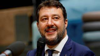 Lega-Chef Salvini mit juristischem Teilerfolg