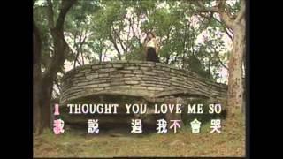 Chinese Melodies - Goodbye Love (Karaoke)