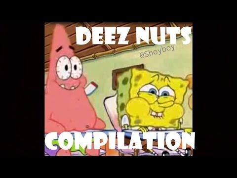 Deez Nuts - Spongebob Compilation
