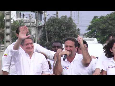 Recorrido Coop. Santiago Roldós | Guayaquil | Movimiento CREO 21