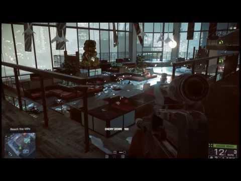 Battlefield 4 Gameplay Walkthrough Part 2   Shanghai Mission 2