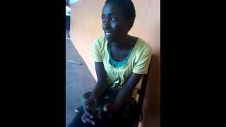 Halo(Beyonce) - Audrey Burundian Singer (Acapella)