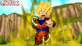 SUPER SAIYAJIN 2 no ROBLOX !!! (Dragon Ball AF in Roblox) ‹ Frango ›