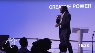 Corner to Corner's:The Academy Graduation Ceremony Keynote Address Given By Marcus Whitney