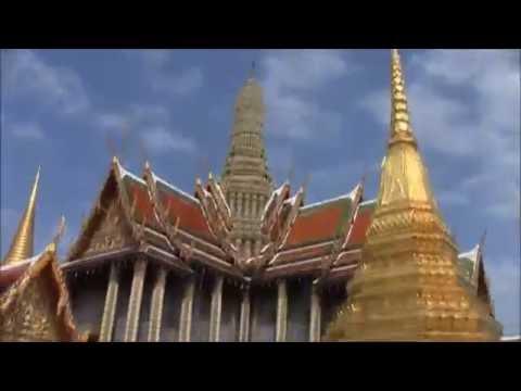 Королевский дворец в Бангкоке. Royal Palace in Bangkok.