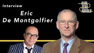 """Montgolfier: """"Satisfait de les avoir tous fait bien chier?"""" - Karl Zero Absolu"""