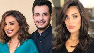 زوج أنغام يعود إلى زوجته الأولى ومن هي الطفلة التي ذكرت نادين نسيب نجيم بنفسها؟