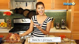 How To Make Brown Sugar Honey-glazed Ham