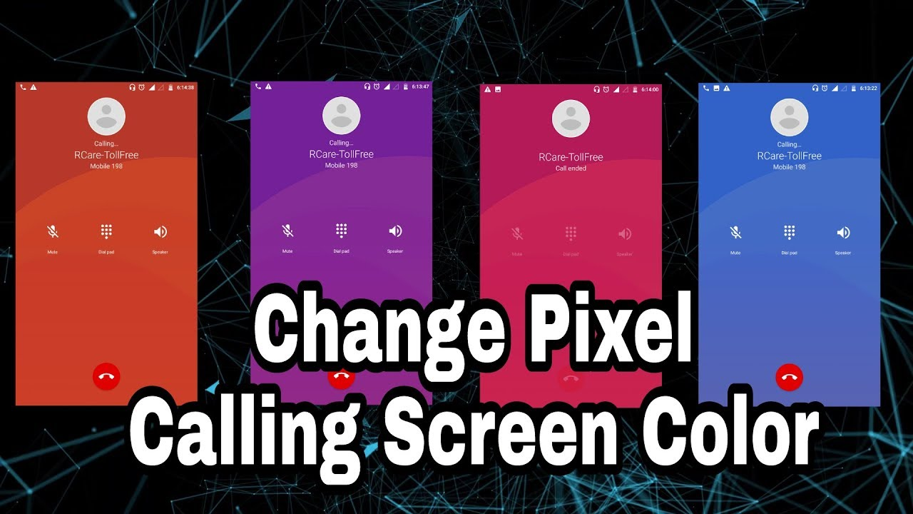 How to Change Pixel Dialer Colour Without Root on Stock  Android|LineageOS|AOSP Rom|Paranoid Android