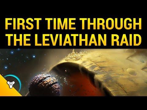 Destiny 2: Leviathan Raid Highlights