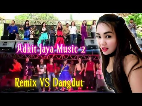 Adhit Jaya Music 2 Video Remix feat Dangdut Orgen Lampung