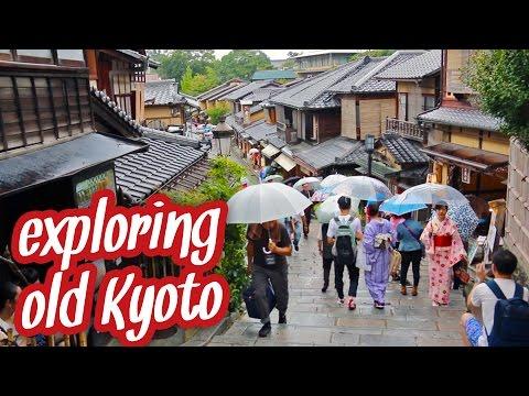 Exploring Kyoto: Southern Higashiyama - Japan Vlog