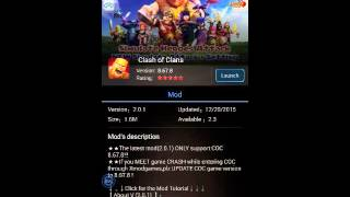 Clash of clans-hile yapımı-%100 olur