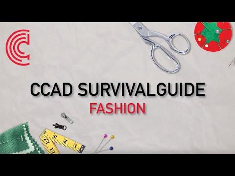 CCAD Survival Guide: Fashion Design