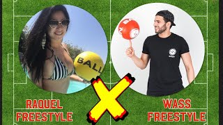 I challenge Wass Freestyle with my Speen Ball