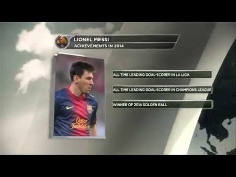 Messi, Neuer and Ronaldo make final Ballon d'Or shortlist