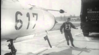 Jagdflugzeuge der DDR Doku