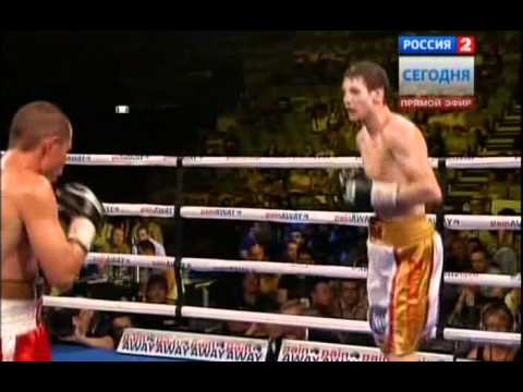 Chris John vs Stas Merdov-UnionBoxingPromotion
